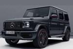 全新G 63 Edition 1官图发布 哑光黑色车漆/视觉更激进
