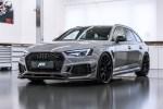 ABT RS4-R将亮相2018日内瓦车展 碳纤维套件上身