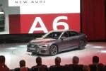 2018日内瓦车展:奥迪全新A6亮相 全新造型/搭48V电气系统