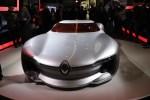 图解雷诺概念车Trezor/Symbioz 我们代表未来