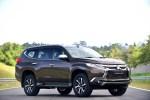 三菱或推全新中型SUV车型 竞争对手锁定丰田4Runner