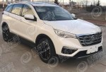 奔腾SENIA R9 1.2T车型申报图 北京车展亮相