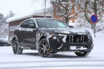 玛莎拉蒂Levante GTS有望亮相纽约车展 采用V8发动机