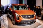 2018纽约车展:凯迪拉克XT4正式发布 双外观设计/搭2.0T动力