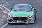 新款奔驰AMG GT R谍照曝光 车头细节有小幅调整