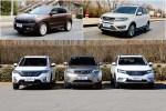 空间不大何以打天下 五款热销国产SUV空间比拼