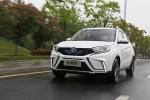 抢先试驾江铃新能源E400 十万元左右的纯电SUV开着到底咋样?