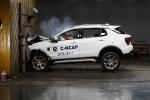 浅析2018年度C-NCAP第一批碰撞测试成绩