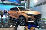 2018北京车展: 奔腾T77概念车亮相/全新外形设计语言