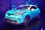 2018北京车展:广汽丰田小型SUV C-HR正式亮相