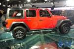2018北京车展探馆:Jeep牧马人两款车型曝光