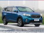 2018北京车展:欧尚中大型SUV COS1°正式亮相
