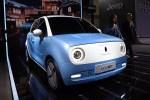 2018北京车展:长城新能源欧拉R1 外形复古可爱