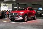 2018北京车展:名爵X-motion Concept概念车亮相 跨界轿跑SUV