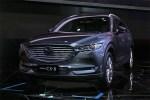抢先实拍马自达CX-8 高颜值中大型SUV新选择