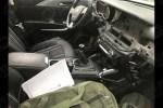 一汽奔腾T77量产版内饰照曝光 搭电子驻车/一键启动