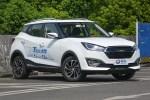 纯电动小型SUV众泰T300 EV 将于5月18日上市