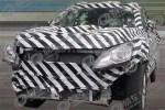 长安CS85测试车谍照曝光 定位跨界轿跑SUV