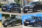 四款豪华中型SUV推荐 科技/美学/空间/动力哪家强?