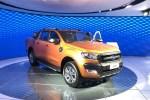 福特Ranger Wildtrak皮卡上市 售价30.58万元/配分时四驱