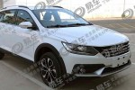 骏派CX65 1.0T车型申报图曝光 或2018年底上市