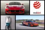 2018红点设计大奖汽车类产品盘点 兼具实用与设计感