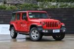 抢先试驾Jeep全新牧马人撒哈拉四门版 舒适性再也不是短板