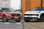 合资与自主两大热门SUV针锋相对,探歌和领克02谁能C位出道?