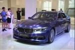 以旗舰之名 BMW ALPINA B7 Bi-Turbo中国首发/4.0L双涡轮引擎