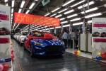 国产福特全新福克斯正式下线 成都车展预售/同年10月上市