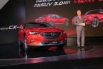 2018成都车展:CX-4蓝天品位升级版正式上市 售16.98万元