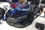 2018成都车展:迈凯伦三款新车亮相 600LT玛瑙黑国内首秀