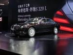 2018成都车展:奔驰新款S级上市 售价86.30-102.88万元