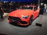 2018巴黎车展:AMG GT 43 四门版亮相 定位入门版