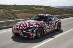 丰田Supra欧洲开放预订 限量900台/2019年三季度交付