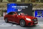 奔驰新款C级正式下线 增1.5T+48V动力/2018年底上市