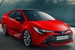 丰田全新卡罗拉将于11月16日广州车展亮相 三厢造型/两种动力