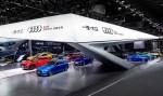 一汽-大众奥迪携多款重磅车型亮相广州车展