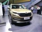 2018广州车展:新款柯迪亚克正式亮相 造型延续/配置升级
