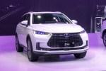 2018广州车展:全新比亚迪唐EV开启预售 补贴后售26-36万元
