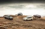海外试驾日产LCV车型 纳瓦拉、途达、途乐、TITAN沙漠体验