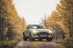 阿斯顿•马丁首款SUV正式定名为DBX  原型车全球测试已启动