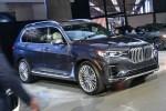 洛杉矶车展抢先体验宝马X7 全尺寸豪华SUV新境界