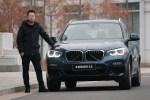 与我同行江湖 自驾达人和他的全新BMW X3