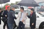 喜迎比亚迪汽车销售有限公司总经理赵长江先生一行莅临指导
