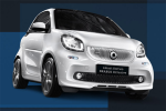 smart fortwo BRABUS Xclusive上市 售价21.28万/配专属套件