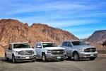 """大峡谷试驾三款地道""""美味""""皮卡 凭啥它代表""""美国精神""""?"""