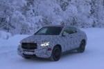 新款奔驰GLE 轿跑SUV正在瑞典北部进行测试