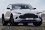 阿斯顿·马丁SUV或将今年量产!全新DBX最新效果图曝光