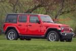 Jeep牧马人全新版本现身 搭载3.0T柴油发动机